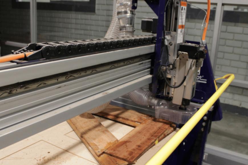 Diseño digital y tecnología CNC