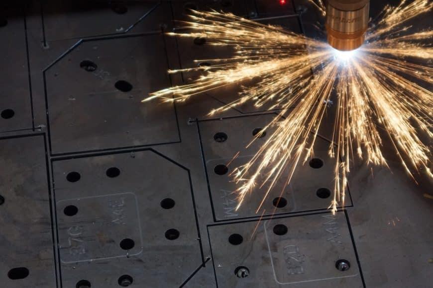 ¿Qué es el corte plasma CNC?