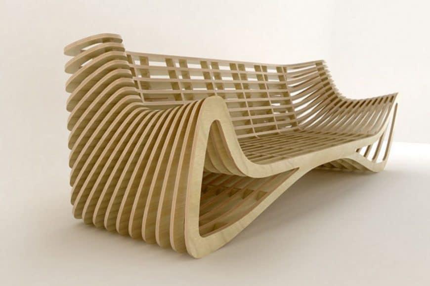 Muebles que puedes hacer con una máquina CNC