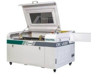 Cortadora CNC láser