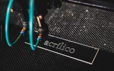 Ideas para trabajar el  acrílico con CNC Laser