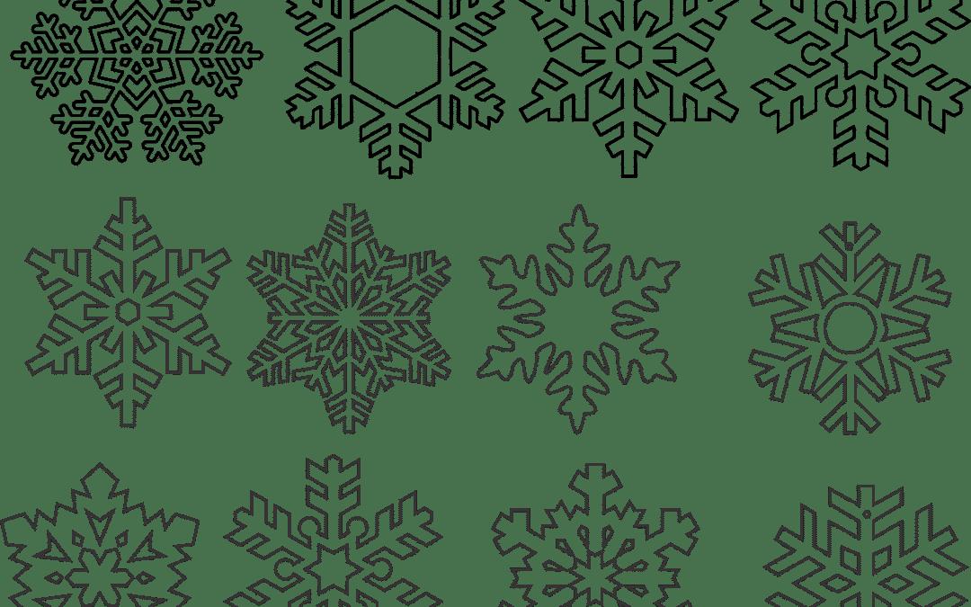 Galería de copos de nieve 2