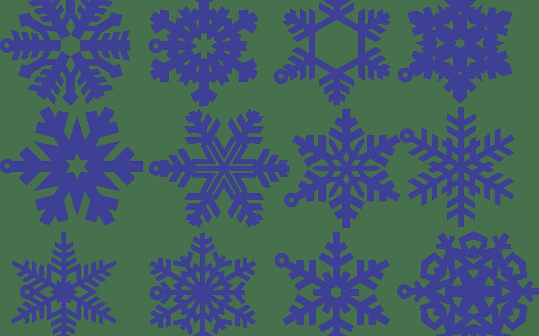 Galería de copos de nieve 3