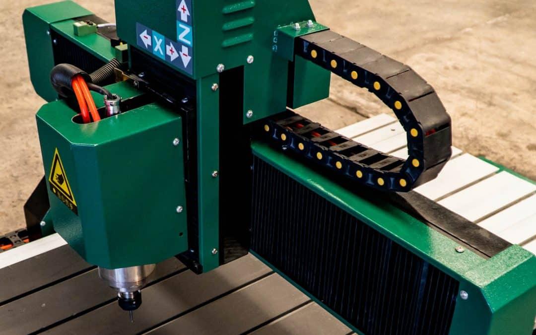 Razones para incorporar máquinas CNC en tu industria