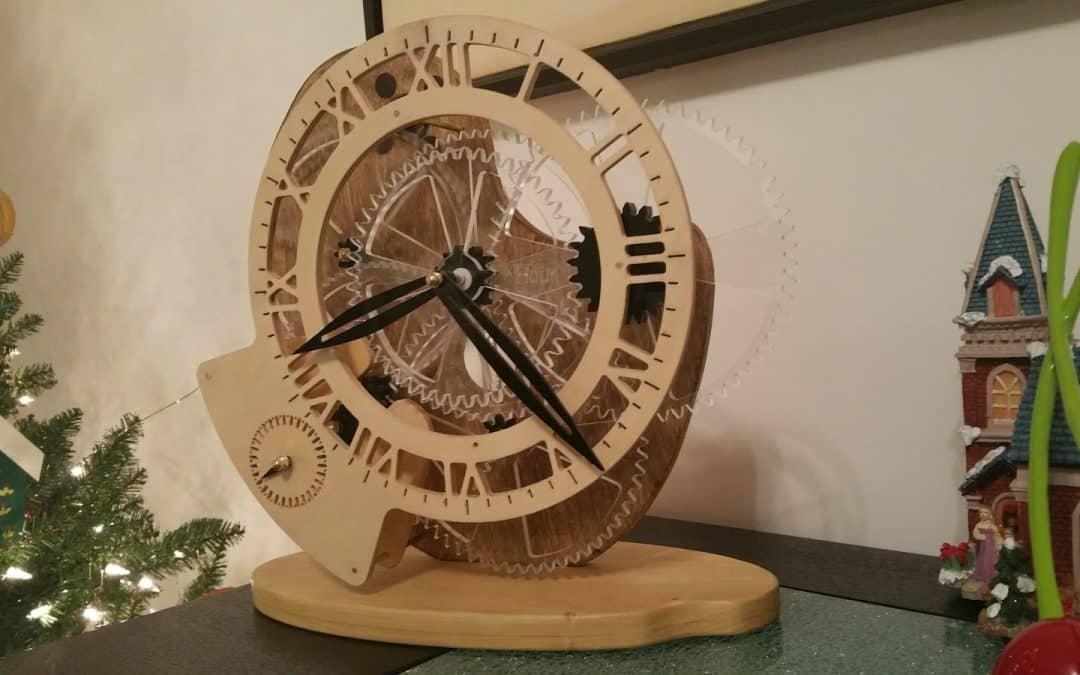 Cómo fabricar un reloj con máquinas CNC
