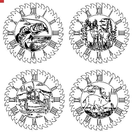 Relojes con animales 4
