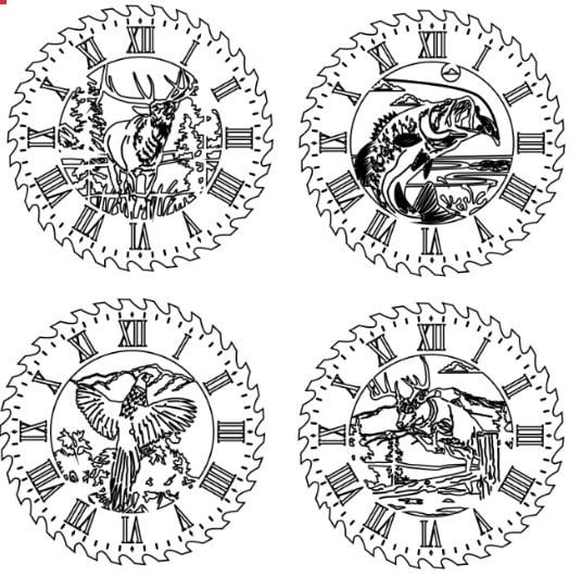Relojes con animales 3