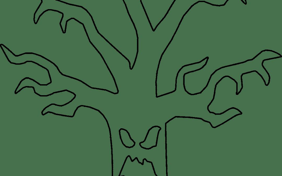Árbol tétrico
