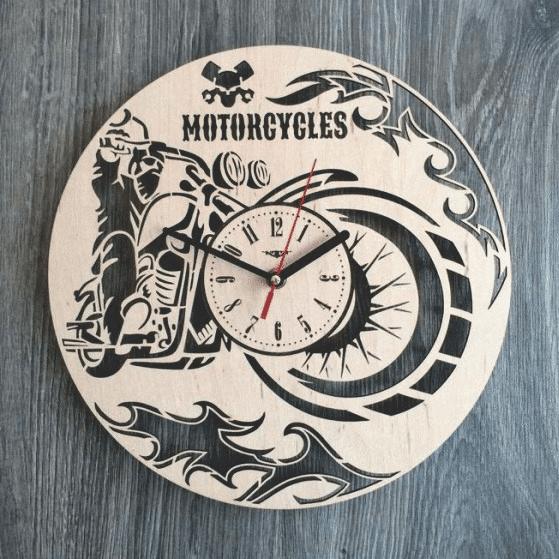 """Reloj """"Motociclistas"""""""