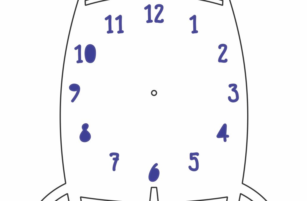 Reloj de cohete