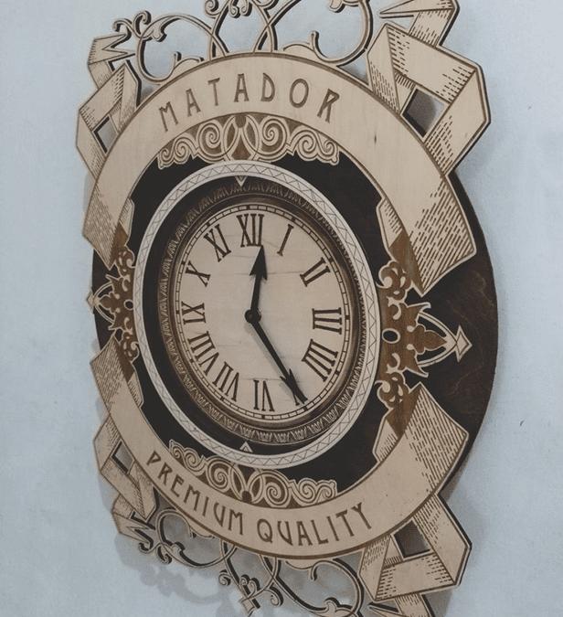 """Reloj """"Matador"""""""