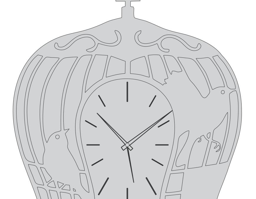 Reloj de jaula