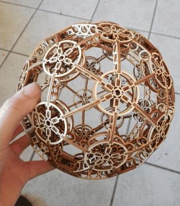 Esfera armable