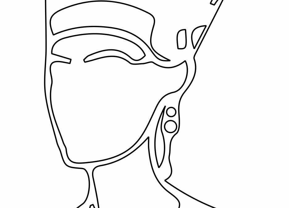Cabeza de Faraón