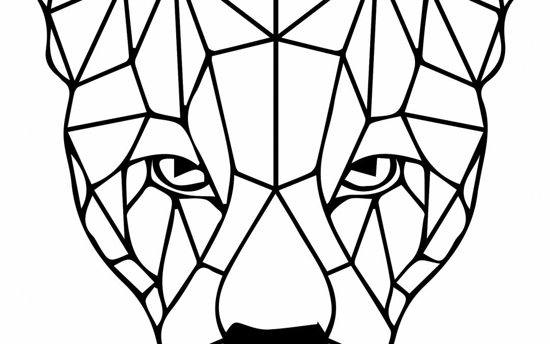 Cara de leopardo