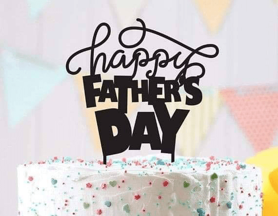 Decoración para el día del padre
