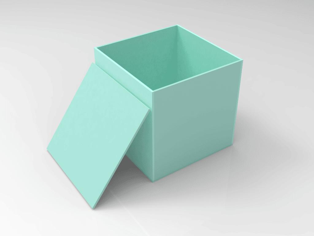 cajas con corte láser
