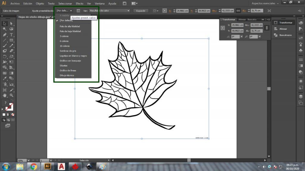 vectorizar tus diseños