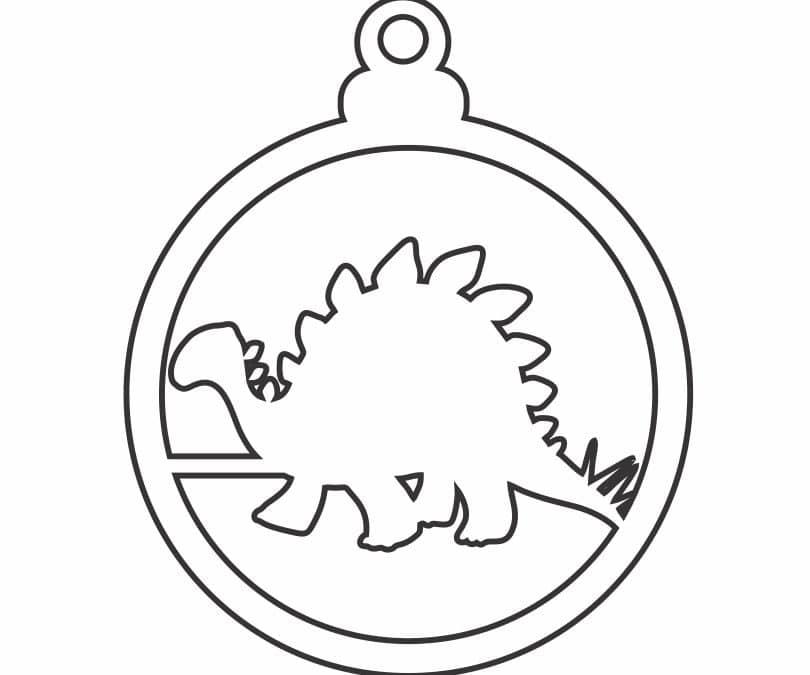 Esfera de Dinosaurio 3