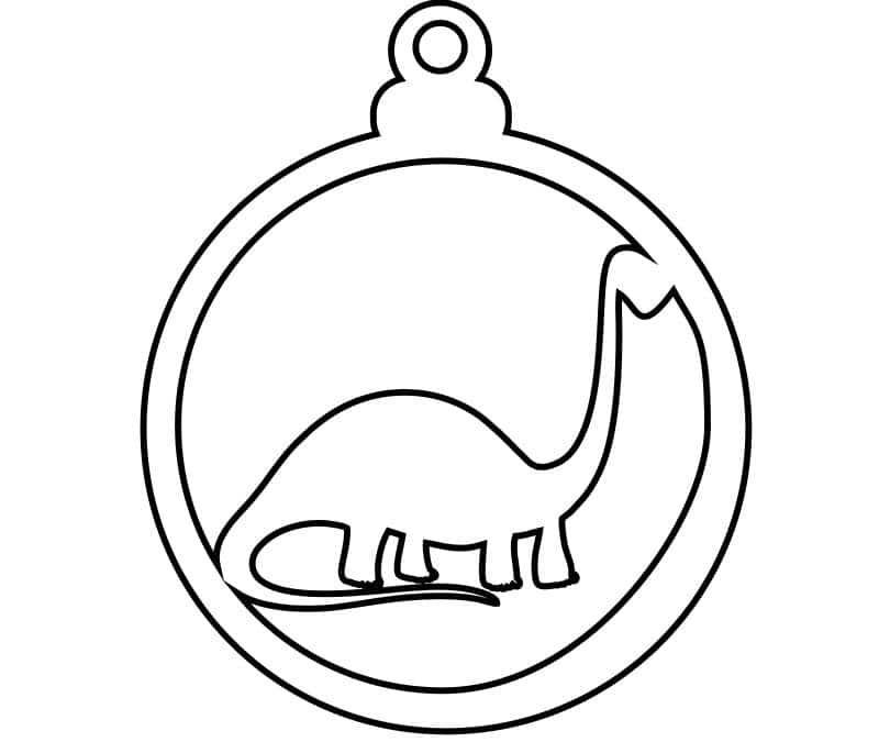 Esfera de dinosaurio 4