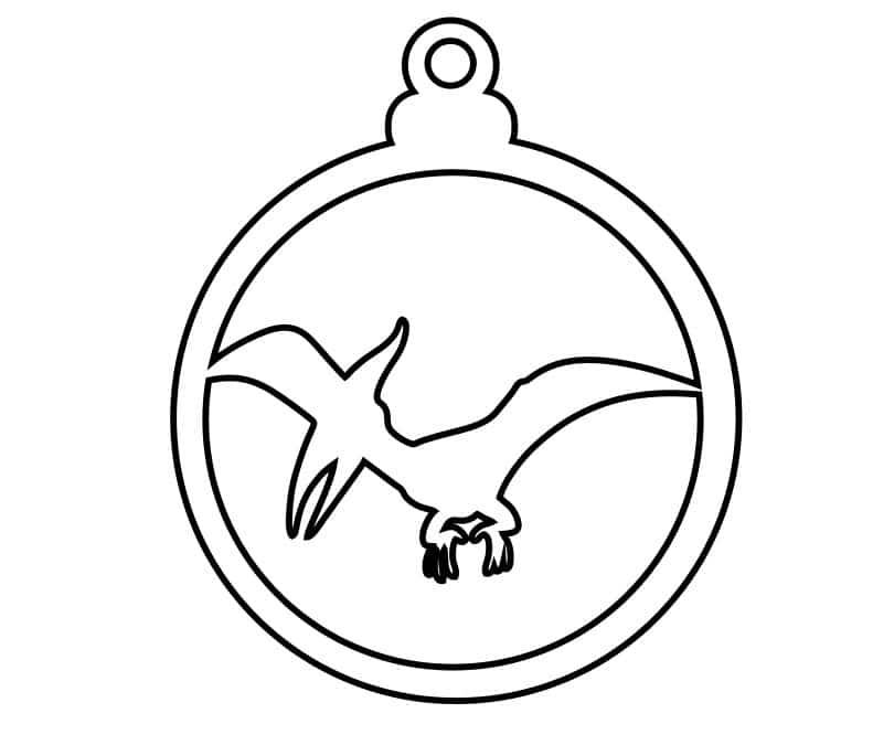 Esfera de dinosaurio 5