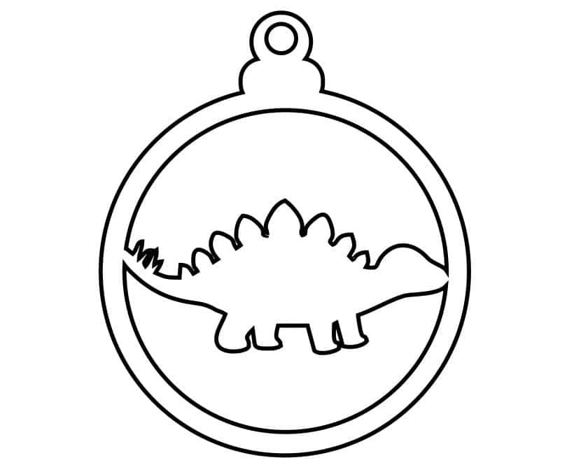 Esfera de dinosaurio 8