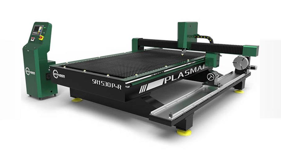 ¿Cómo funciona un CNC Plasma?