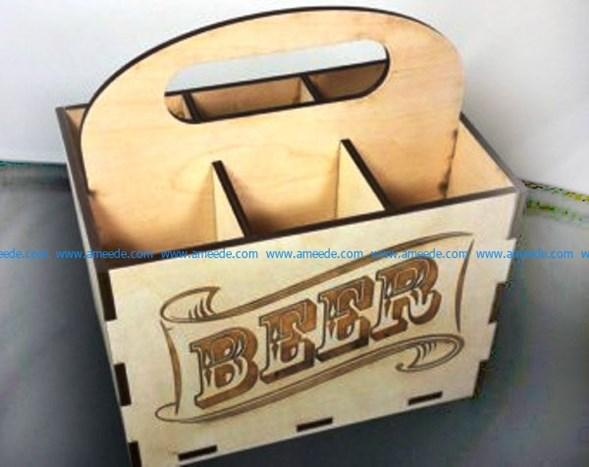 """Caja """"Beer"""""""